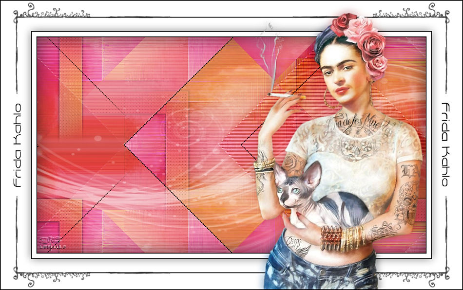 Stardesignpsp ::Frida::Tutoriales traducidos de Frida::